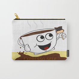 Expresso Self Carry-All Pouch