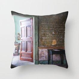 September 1913 Throw Pillow