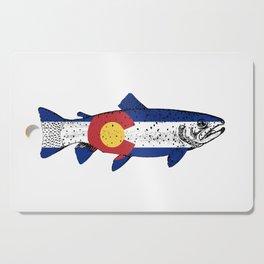 Fish Colorado Cutting Board
