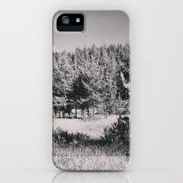 Waha, Idaho iPhone Case