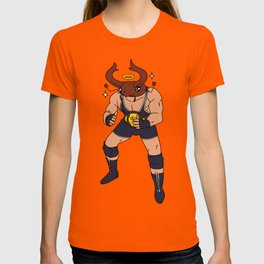 Buff Beetle Punchy T-shirt