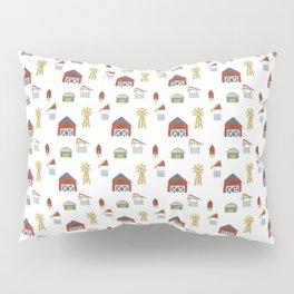Country Barns Pillow Sham