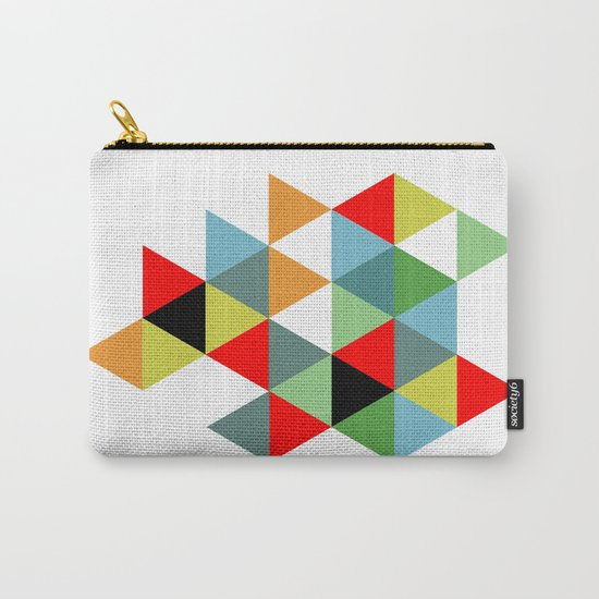 Abstract #593 Carry-All Pouch