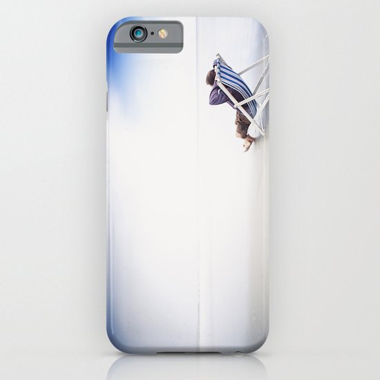 Chilling at the Beach iPhone & iPod Case