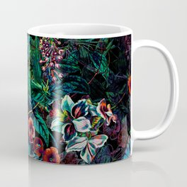 EXOTIC GARDEN - NIGHT IX Coffee Mug