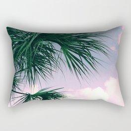 Sunset Palms jungalo tropical Rectangular Pillow