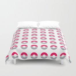 Pokéball Pattern Duvet Cover