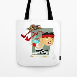 STREET FIGHTER - RYU Tote Bag