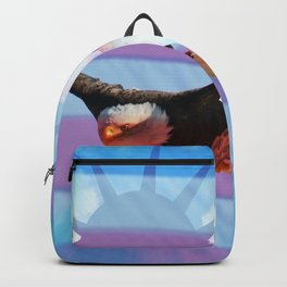 America - Freedom! Backpack