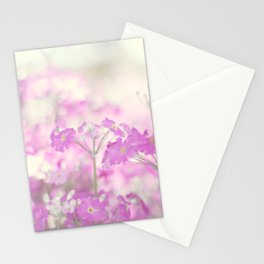 Feeling pink Stationery Cards