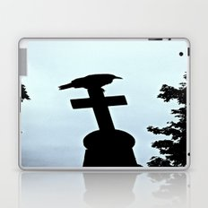 Pere-Lachaise Raven Laptop & iPad Skin