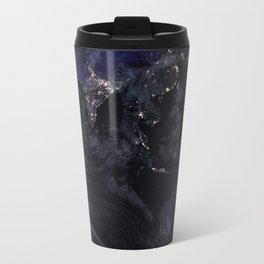 The Earth at Night 2 Travel Mug