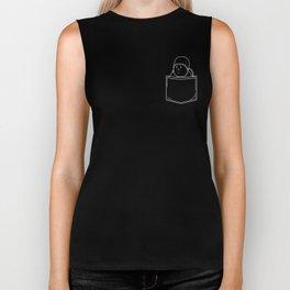 Y Tho Meme Pocket T-Shirt | Y Tho Tee Biker Tank