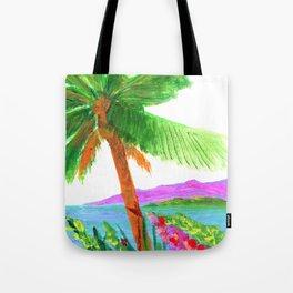 Island Breeze Tote Bag