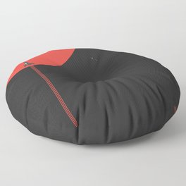 to new horizons Floor Pillow
