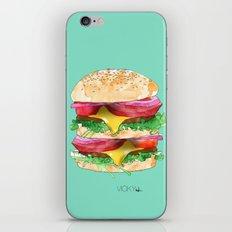 California Burger iPhone & iPod Skin
