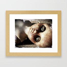 Discarded Framed Art Print