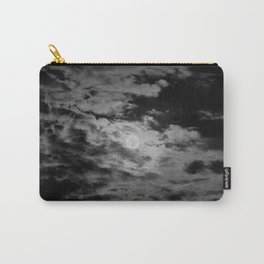 Cloudy Moon Carry-All Pouch