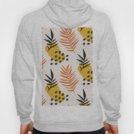 Abstract Branches Pattern  Hoody