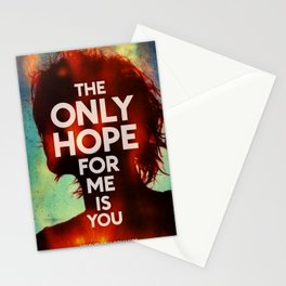 my chemical romance only hope 2021 Stationery Cards