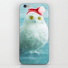 Snowball goes Xmas iPhone Skin