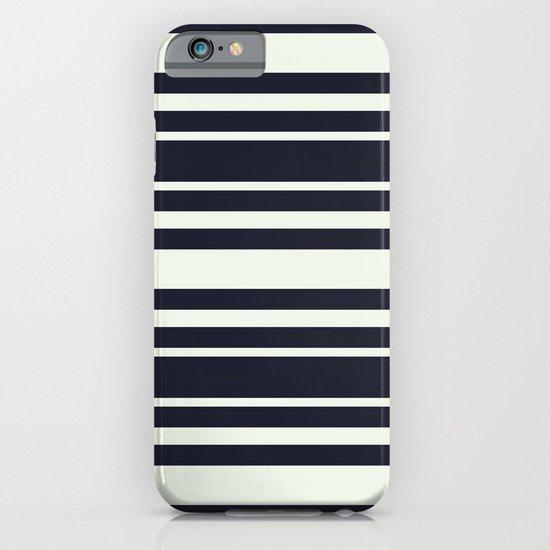 Tisker Black & White iPhone & iPod Case