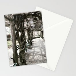 Overgrown Pagoda Stationery Cards