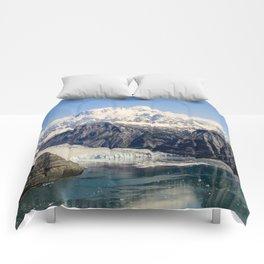 Mountain Lake Landscape Comforters