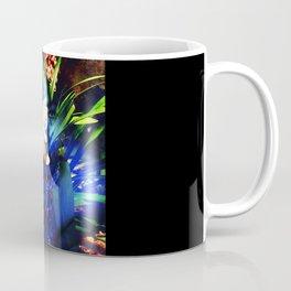 Layered Reality Blue love Coffee Mug