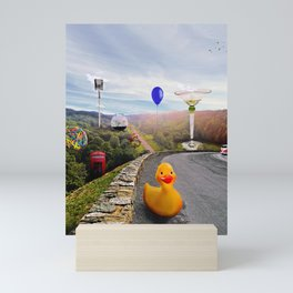 Roadside Attractions Mini Art Print