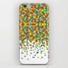 Pixel Chaos iPhone & iPod Skin