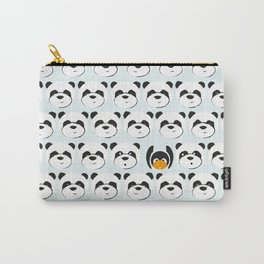 Panda'monium Carry-All Pouch