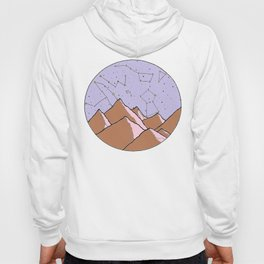 Constellation Mountains Hoody