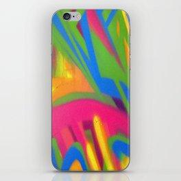 Graff Train iPhone Skin