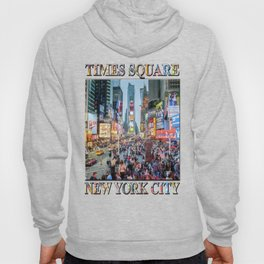 Times Square Tourists Hoody