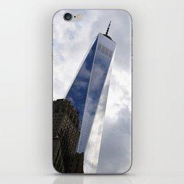 Heaven's Reach iPhone Skin
