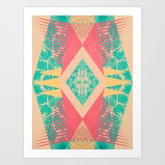 Crosby Art Print