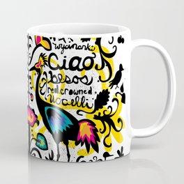 Wycinanki Folk Art Coffee Mug