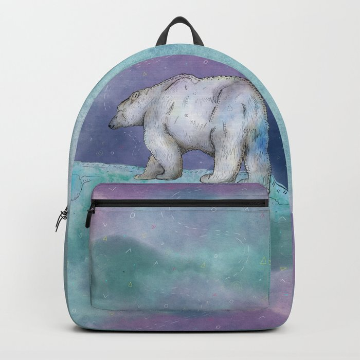 North Pole Backpack