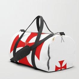 Knights Templar Duffle Bag