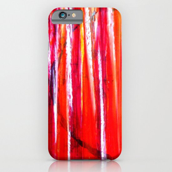 Warm Lines iPhone & iPod Case