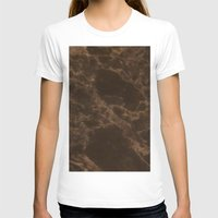 marble T-shirts featuring Marble by Norms