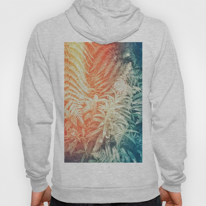 Fern and Fireweed 02 - Retro Hoody