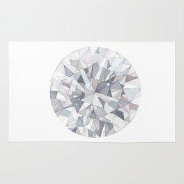 Brilliant Diamond Rug