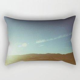 sending sun Rectangular Pillow