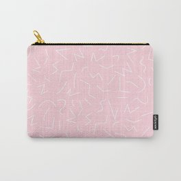 IZZY ((pastel pink)) Carry-All Pouch