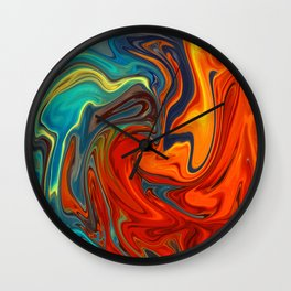 Loca Wall Clock