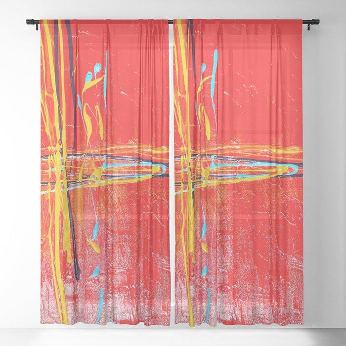 Hope Sheer Curtain