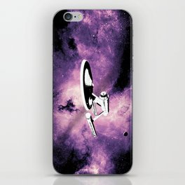 Beyond the Stars iPhone Skin