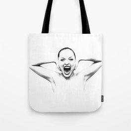 Loud Tote Bag